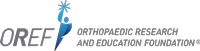 OREF - Orthopaedic Research and Education Foundation Logo